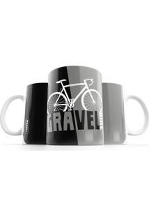 Caneca Punnto Gravel Bike - Preto - Dafiti