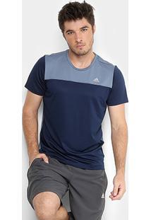 Camiseta Adidas New Breath Masculina - Masculino