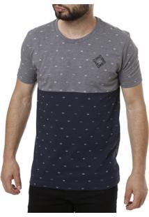 Camiseta Manga Curta Masculina Bgo - Masculino