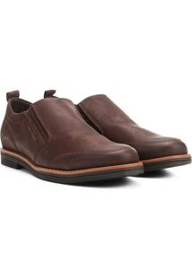 Sapato Casual Couro West Coast Clive Masculino - Masculino