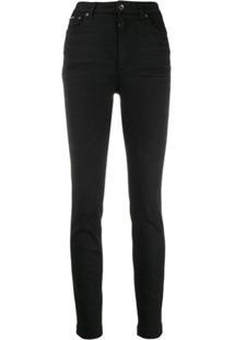 Dolce & Gabbana Calça Jeans Audrey Skinny - Preto