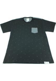 Camiseta Hocks Básica M/C Zé - Masculino