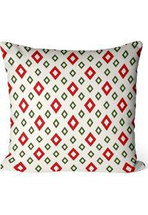 1e18097a5 ... Capa De Almofada Love Decor Avulsa Decorativa Losangolo Color