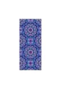 Adesivo Decorativo De Porta - Mandalas - 2618Cnpt