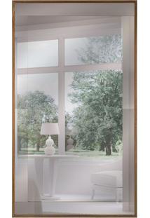 Espelho Decorativo Potenzant 105X184 Cm Madeira
