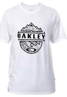 Camiseta Oakley Bicoastal Tee Masculino - Masculino