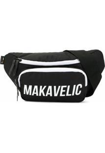 Makavelic Pochete Crescent - Preto