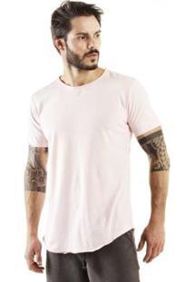 Camiseta Brohood Longline Curve Snake Masculina - Masculino