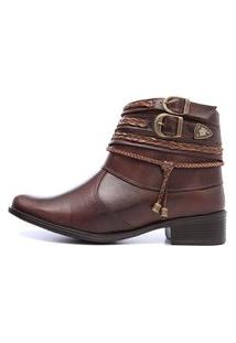 Bota Feminina Elite Country Alice Tabaco