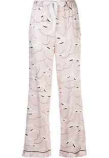 Morgan Lane Calça De Pijama Chantal - Rosa