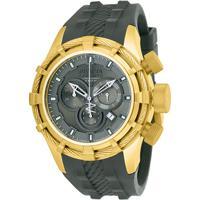 1eada076a10 Relógio Invicta Analógico 011815 Masculino - Masculino-Dourado
