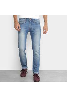 Calça Jeans Skinny Colcci Estonada Alex Masculina - Masculino