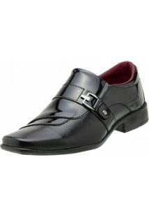 Sapato Bbt Footwear Irlandes Social - Masculino-Preto