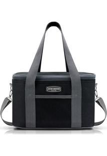 Bolsa Térmica Com Alça Jacki Design Ahl16020 Preta