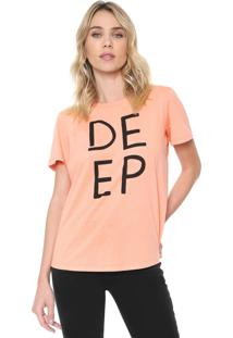 Camiseta Forum Deep Coral