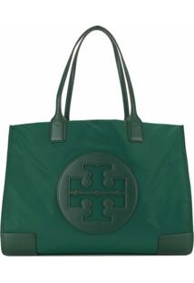 Tory Burch Ella Tote Bag - Verde