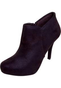 Ankle Boot Crysalis Marrom