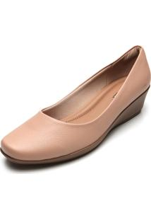 Scarpin Piccadilly Liso Nude