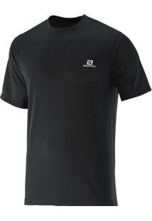 Camiseta Comet Ss - Salomon - Masculino