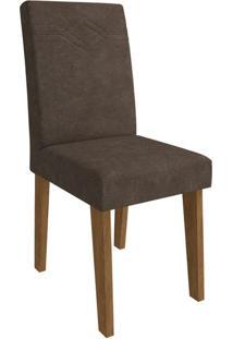 Cadeira Taís Cacau Savana