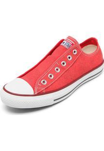 Tênis Converse Chuck Taylor All Star Slip Vermelho
