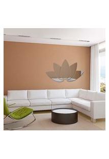 Espelho Decorativo Lotus Único