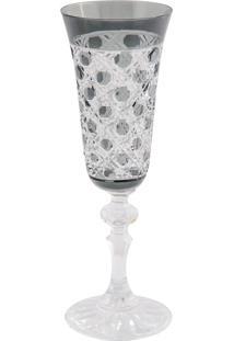 Taça De Cristal Lodz Para Champanhe De150 Ml Tarcho