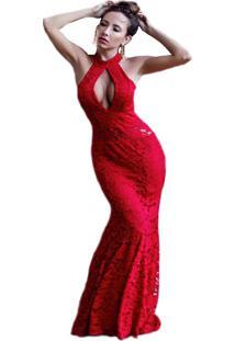 00b4281a1 Vestido Casamento Vermelho feminino | Shoelover