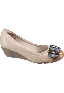Sapato Anabela Modare Ultraconforto