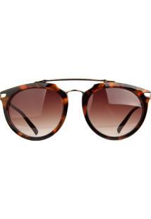 Óculos De Sol Atitude At5287 G21/52 Tartaruga