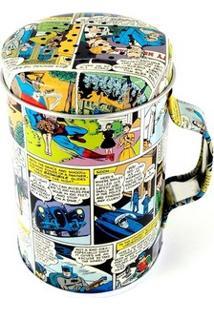 Porta Condimentos Dc Comics Hq´S