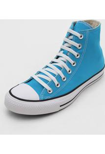 Tênis Converse Chuck Taylor All Star Seasonal Azul - Kanui