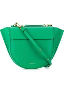 Wandler Bolsa Hortensia Mini - Verde