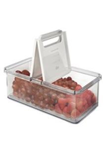 Cesta Para Frutas Transparente Electrolux