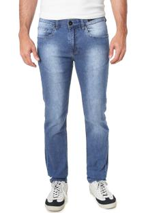Calça Jeans Aramis Skinny Mila Azul