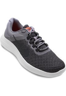 Tênis Nike Lunarconverge 2 Masculino - Masculino-Cinza+Vermelho