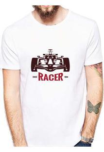 Camiseta Coolest Racer Masculina - Masculino