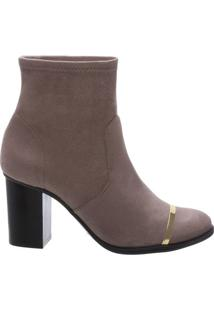 Ankle Skinny Boot Metal Mouse | Schutz