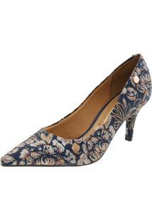502bf79cc2 Sapato Azul Marinho Vizzano feminino