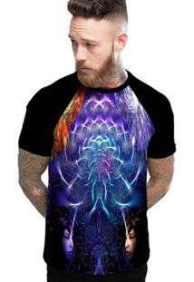 Camiseta Stompy Raglan Modelo 23 Masculina - Masculino