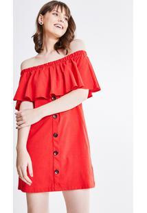 Vestido Red Nose feminino  8871f85239a