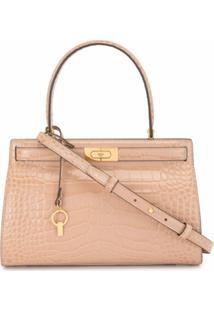 Tory Burch Bolsa Tote Lee Radziwill - Neutro