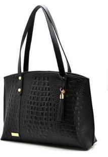 Bolsa Couro Hendy Bag Maior - Feminino