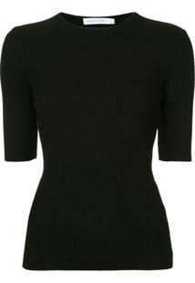 Nobody Denim Camiseta Luxe Rib - Preto