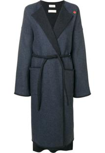 Zadig&Voltaire Trench Coat Mood - Azul