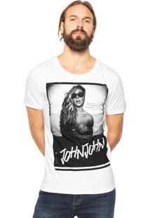 Camiseta John John Marina Branca