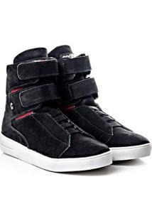 Tênis Sneaker Rock Fit Couro Nobuck Fresh - Feminino