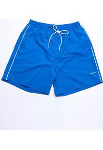 Shorts Tamanho Especial Royal