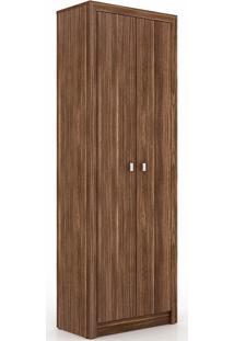 Armário Com 2 Portas Para Escritório Me4105– Tecno Mobili - Nogal