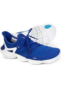 Tênis Nike Free Rn 5.0 Masculino - Masculino-Marinho